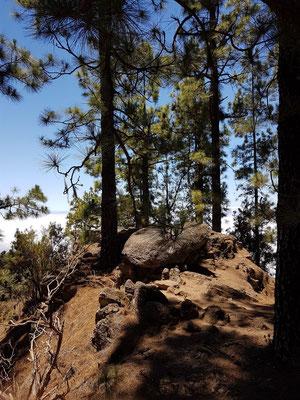 Aussichtpunkt des Oraganos-Höhenweges