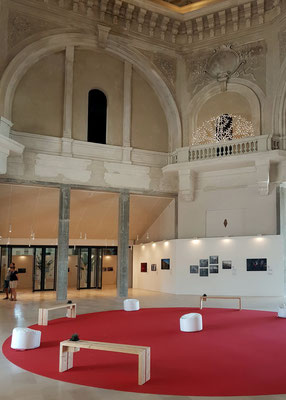 """World Press Photo 2019"",  Fotoausstellung im Teatro Margherita in Bari"