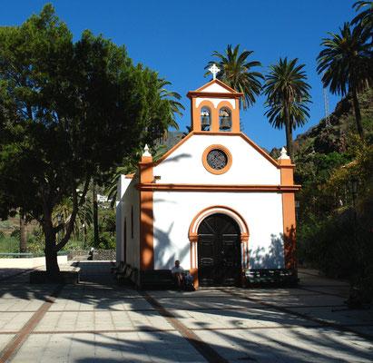 Ermita de los Reyes im Valle Gran Rey