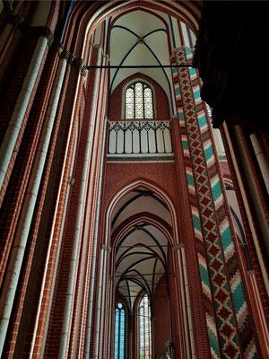 Doberaner Münster, Seitenschiff