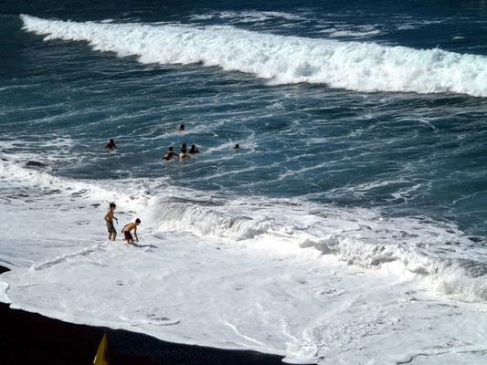 An der Playa Maria Jiménez