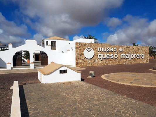 Antigua, Museo del Queso Majorero