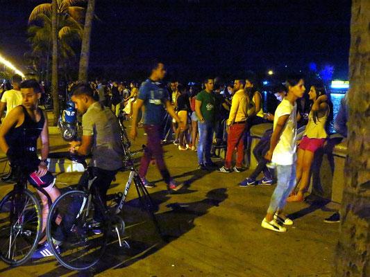 Am Malecón von Cienfuegos