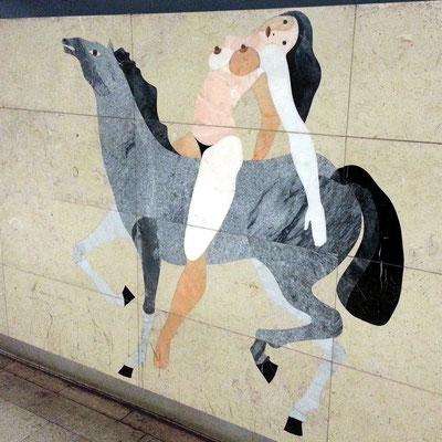 Metrostation Campo Pequeno