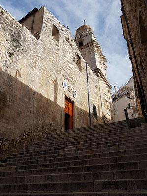 Kathedrale von Vieste, Anfang 11. Jh. und 19. Jh.