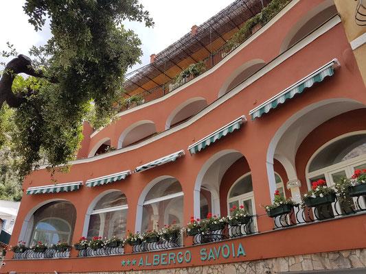 Mein Hotel Albergo Savoia