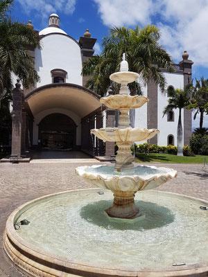 Lopesan Villa del Conde Resort & Thalasso, Eingang