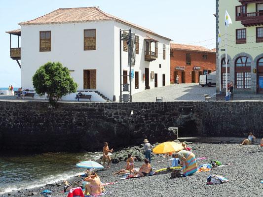Puerto de la Cruz, Königliches Zollhaus von 1620