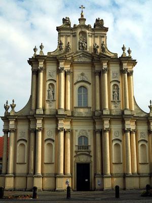 St.-Joseph-Kirche, 18. Jahrhundert