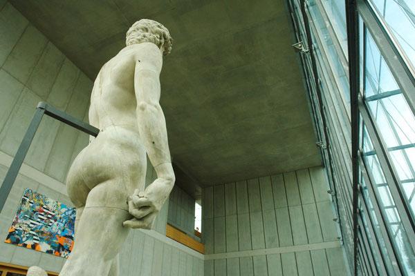 Kopie des David von Michelangelo (2.9.2006)