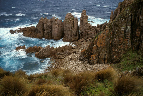 AUS Phillip Island, The Pinnacles