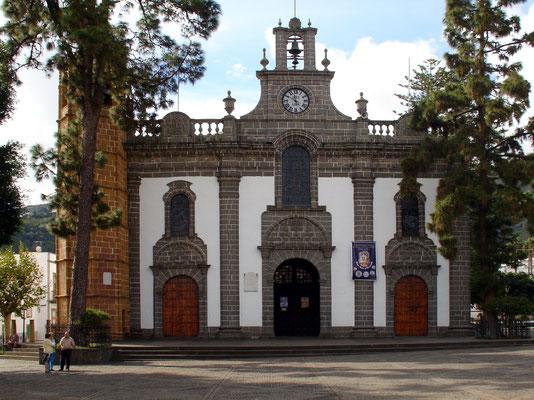 Teror, religiöses Zentrum von Gran Canaria, Basilika Nuestra Señora del Pino (1760-1767)