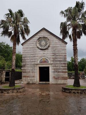 Kloster Podmaine, jüngere Kirche von 1747