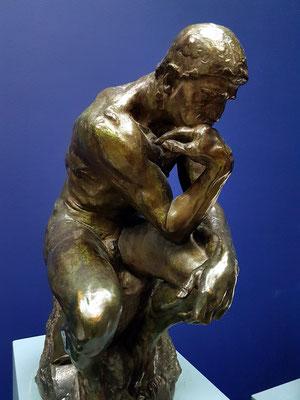 Auguste Rodin (1840-1917): Der Denker, Bronze 1900-01