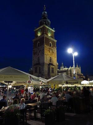 Rathausturm mit Historischem Museum