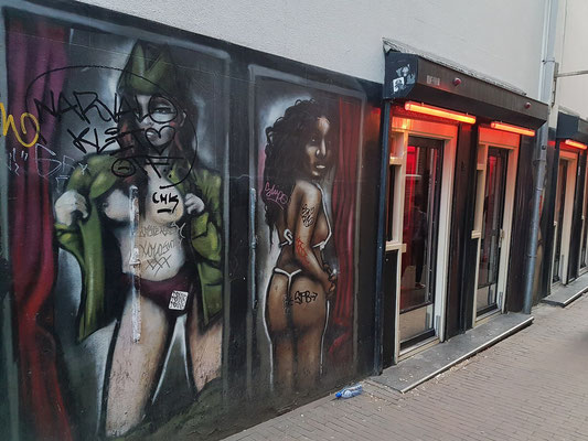 Fensterprostitution im Dollebegijnensteeg