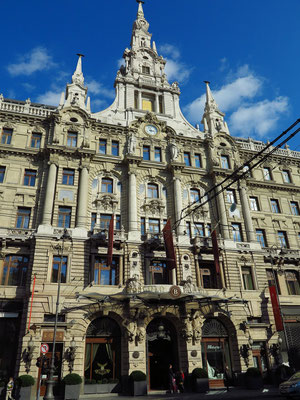 Boscolo Budapest, Autograph Collection, ein 5Sterne-Hotel