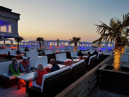 Strandpavillon von Schusters Strandbar