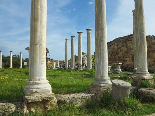 Östlicher Porticus