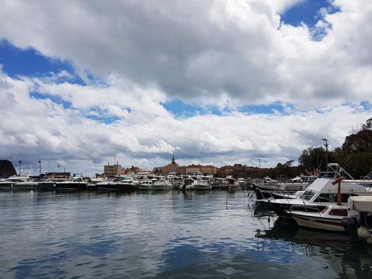 Yachthafen Dukley Marina von Budva