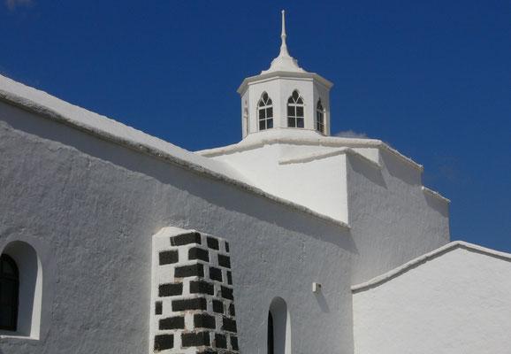 Mancha Blanca. Ermita de los Dolores
