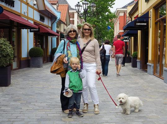 Letzter Ausflug nach Roermond, 11.06.2013
