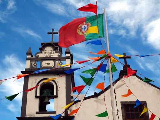Kirche von Fajã dos Cubres