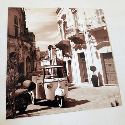 Alte Fotografie in der Rezeption von Ai Terrazzini