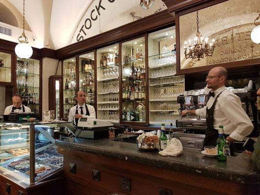 Amalfi. In der Pasticceria Andrea Pansa