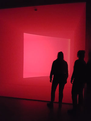 James Turrell (1943, USA): Milkrun III, 2003