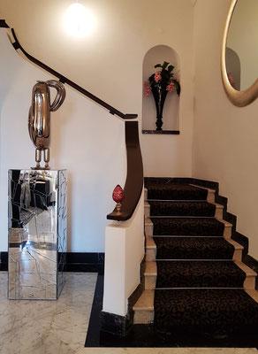 Lobby und Treppenaufgang