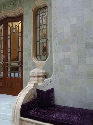 Gresham-Palast, heute Luxushotel Four Seasons Gresham Palace