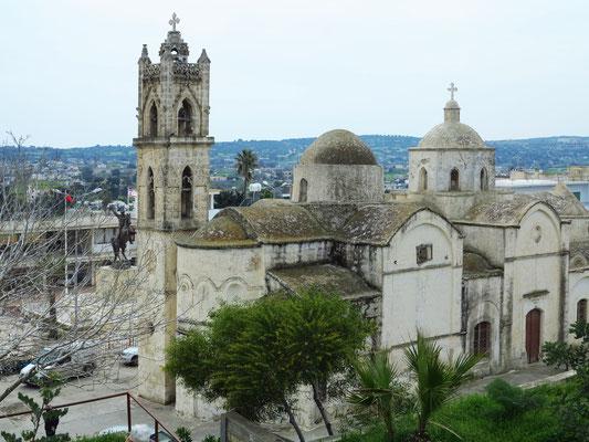Griechisch -orthodoxe Kirche in Dipkarpaz