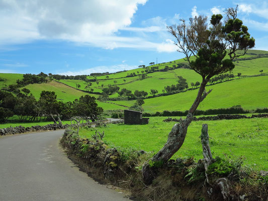 Landschaft bei Norte Pequeno