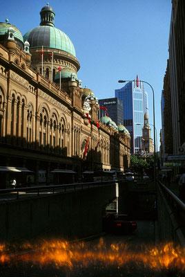 AUS Sydney