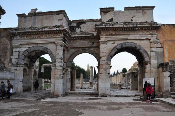 Das Mazeus-Mithridates-Tor