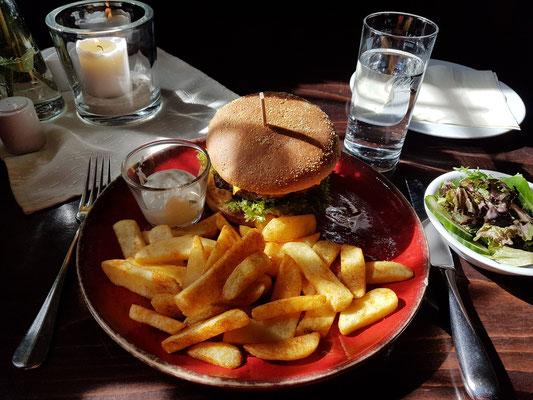 Mein Mittagessen im Restaurant Am Peenetal