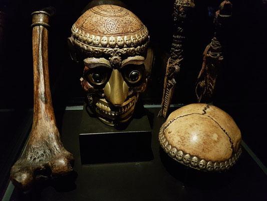 Totenkult in Papua Neuguinea