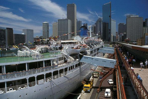 AUS Sydney, Overseas Shipping Terminal