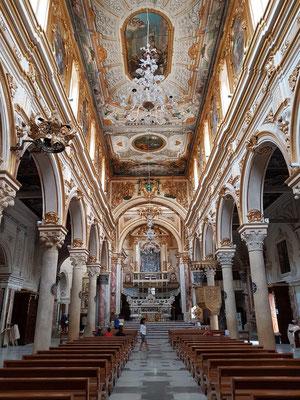 Kathedrale von Matera, Hauptschiff
