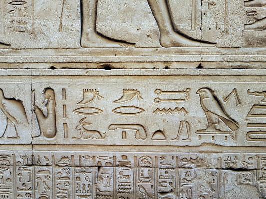 Hieroglyphenschrift