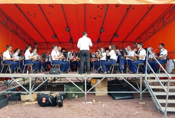 Musikkapelle S.R.U. Prahinese