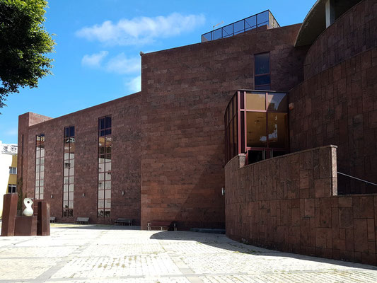 Cabildo Insular de la Gomera in San Sebastián de la Gomera