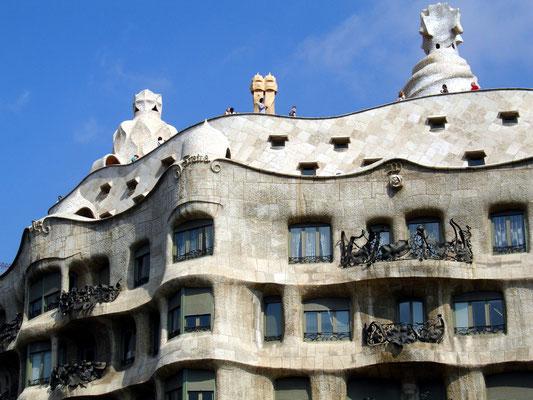Gaudí, Casa Mila