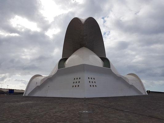 Santa Cruz de Tenerife, Auditorio de Tenerife (Architekt: Santiago Calatrava)