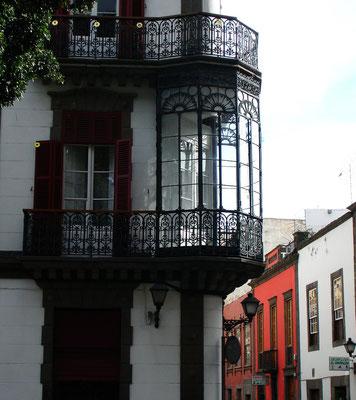 Las Palmas, Altstadtbalkon