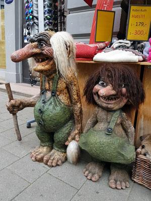 Trolle und Norwegen gehören einfach zusammen wie Adam und Eva
