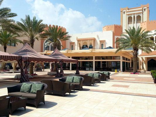Shangri-La's Barr Al Jissah Resort & Spa, Gartenanlage