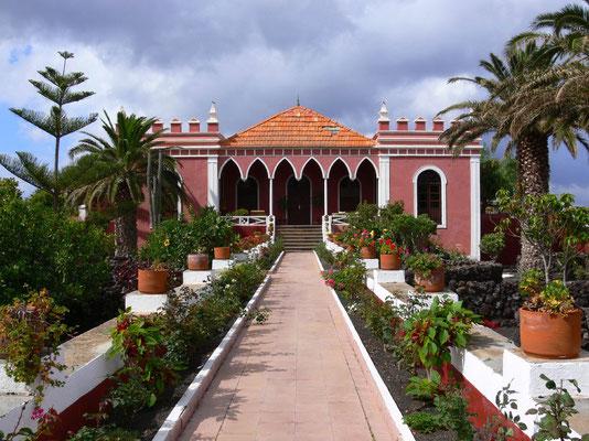 Yaiza: Hotel Finca de las  Salinas