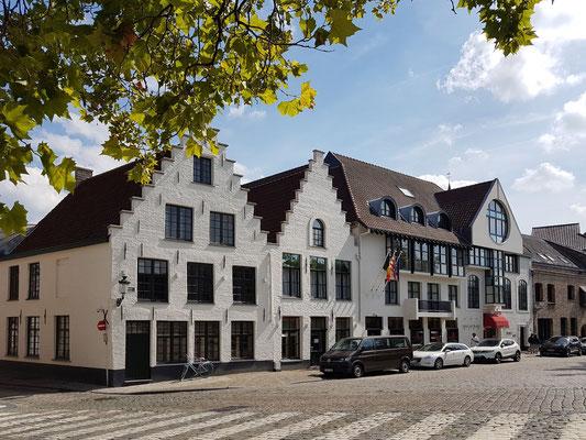 Brügge, Hotel Golden Tulip